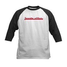 Security officer (sporty red) Tee