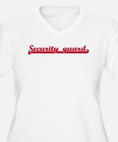 Security guard (sporty red) T-Shirt