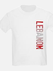 Lebanon Stamp T-Shirt