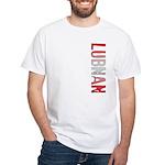 Lubnan Stamp White T-Shirt