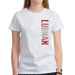 Lubnan Stamp Women's T-Shirt