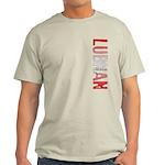 Lubnan Stamp Light T-Shirt