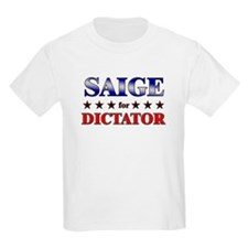 SAIGE for dictator T-Shirt