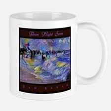Avon Night Swim Mugs