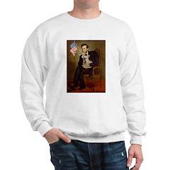 Lincoln/French Bulldog Sweatshirt