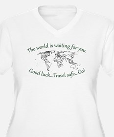 The World Is Wait T-Shirt