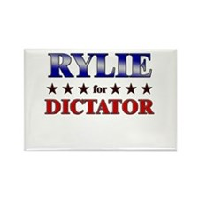 RYLIE for dictator Rectangle Magnet
