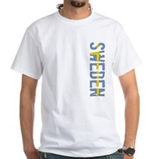 Sweden Stamp Shirt