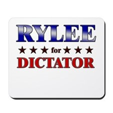 RYLEE for dictator Mousepad