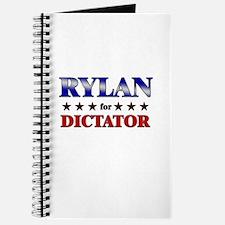 RYLAN for dictator Journal