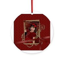 Karissa's 2007 Ornament (Round)