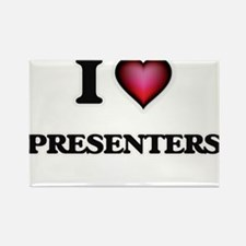 I love Presenters Magnets