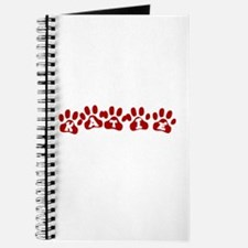Katie Paw Prints Journal