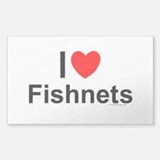 Fishnets Decal