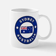 Sydney Australia Mugs