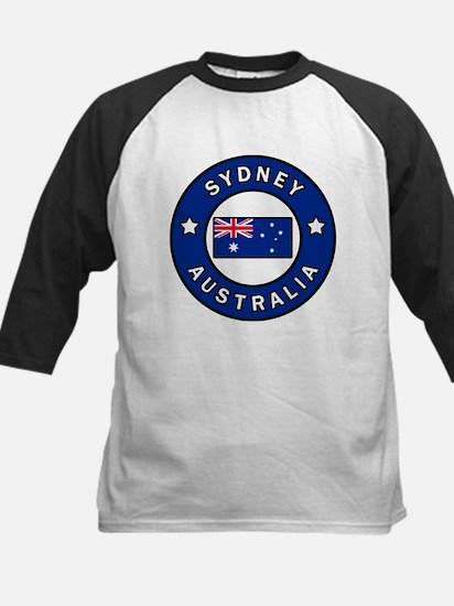 Sydney Australia Baseball Jersey