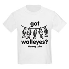 got walleyes? T-Shirt