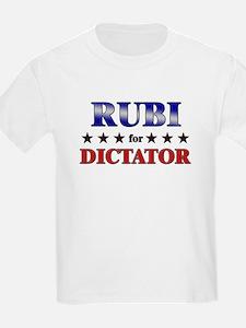 RUBI for dictator T-Shirt