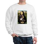 Mona / Fr Bulldog(brin) Sweatshirt