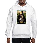 Mona / Fr Bulldog(brin) Hooded Sweatshirt