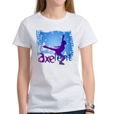 Ice Skating is Axelent Tee