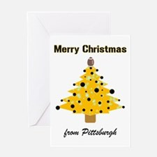 Pgh Xmas Greeting Card