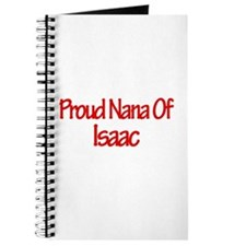 Proud Nana of Isaac Journal
