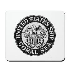 USS CORAL SEA Mousepad