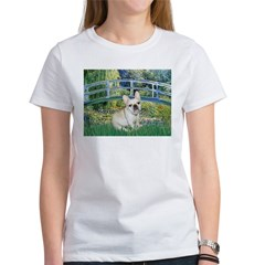 Bridge / Fr Bulldog (f) Women's T-Shirt