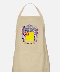 Jacoby Coat of Arms - Family Crest Apron