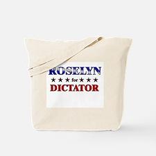 ROSELYN for dictator Tote Bag