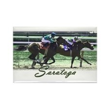 Saratoga Challenge Rectangle Magnet