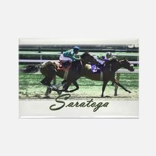 Saratoga Challenge Rectangle Magnet