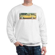 Yellow Studebaker on Sweatshirt