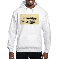 Two '53 Studebakers on Hoodie