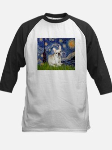 Starry / Fr Bulldog (f) Tee