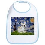 Starry / Fr Bulldog (f) Bib