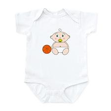 Basketball Baby Infant Bodysuit