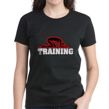 Slave Training Women's Dark T-Shirt