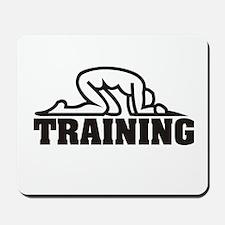 Slave Training Mousepad