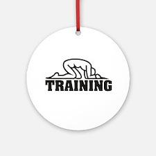 Slave Training Ornament (Round)