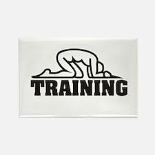 Slave Training Rectangle Magnet