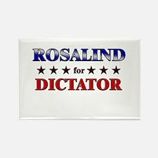 ROSALIND for dictator Rectangle Magnet