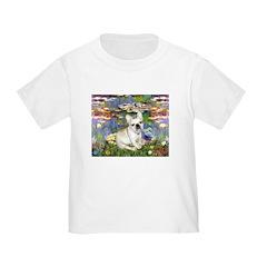 Lilies / Fr Bulldog (f) T