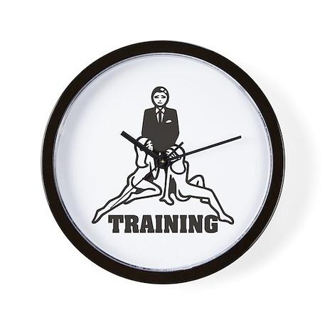 Training Wall Clock