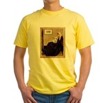 Whistlers / Fr Bull (f) Yellow T-Shirt