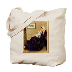 Whistlers / Fr Bull (f) Tote Bag