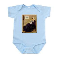 Whistlers / Fr Bull (f) Infant Bodysuit