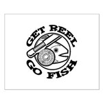 Get Reel Go Fish Small Poster
