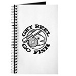 Get Reel Go Fish Journal